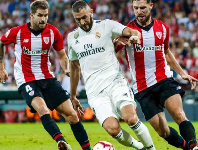 Real Madrid Ditantang Athletic Bilbao Pertama Kalinya di Piala Super