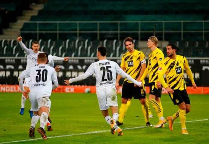 Borussia Dortmund Lepas Tiga Bintangnya Jika Tak Lolos Liga Champions