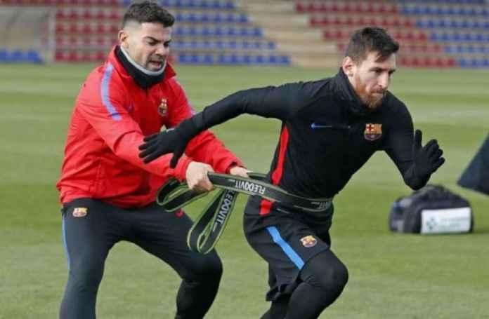 Lionel Messi Absen di Latihan Terakhir Jelang Piala Super Spanyol
