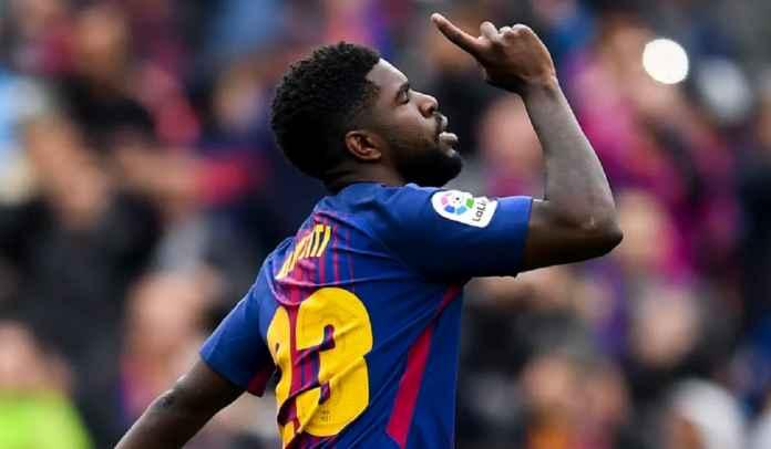 Barcelona Kini Berbalik Andalkan Samuel Umtiti