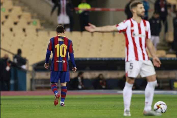 Lionel Messi Terancam Sanksi Hingga 12 Pertandingan Liga dan Copa del Rey