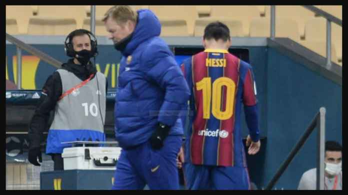 Kalah Dari Athletic Bilbao Pada Piala Super Spanyol, Manajer Barcelona Sebut Biasa Saja