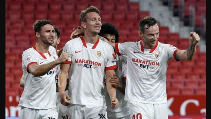 Hasil Copa del Rey: Sevilla Singkirkan Sang Juara Bertahan Valencia Dengan Skor Telak