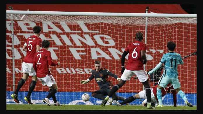 Hasil Piala FA tadi malam: Bruno Fernandes membantu Manchester United menyingkirkan Liverpool