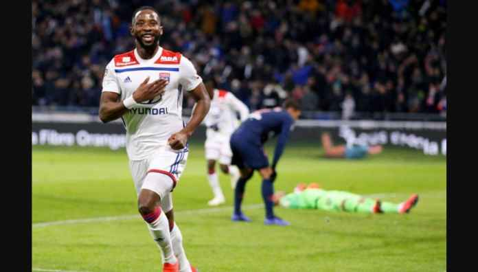 Atletico Madrid Lirik Striker Perancis Moussa Dembele