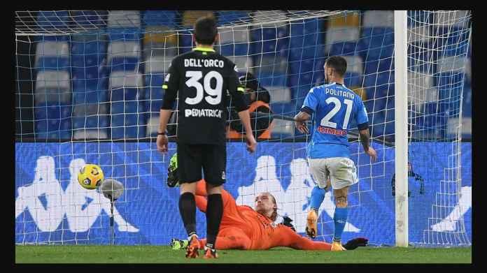 Hasil Coppa Italia Tadi Malam: Napoli Balaskan Dendam Kekalahan 7 Januari Oleh Spezia
