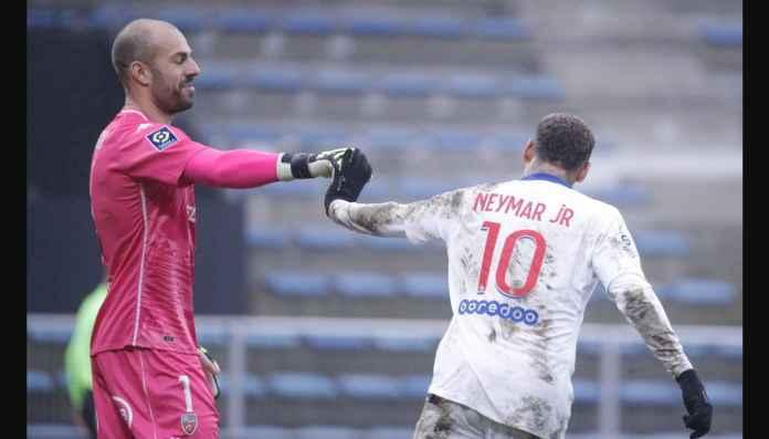 Hasil Liga Perancis Tadi Malam: Neymar Dua Gol Penalti, Tetap Saja PSG Kalah Lawan Tim Degradasi