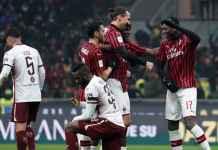 Prediksi AC Milan vs Torino di jadwal Coppa Italia malam ini