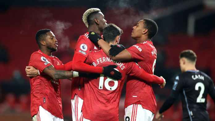 Prediksi Burnley vs Manchester United di Liga Inggris 13 Januari 2021