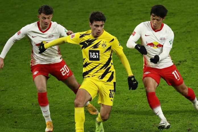 RB Leipzig Ogah Lepas Pemain ke Klub Asal Inggris