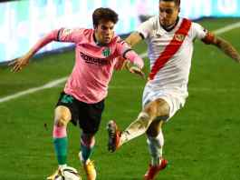 Hasil Copa del Rey Tadi Malam: Barcelona Hampir Saja Kalah Oleh Gol Pemain Real Madrid