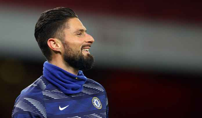 Olivier Giroud Absen Bela Chelsea Kontra Leicester Tadi Malam, Ternyata Ini Alasannya