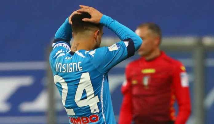 Gagal Penalti Lorenzo Insigne Bikin Napoli Kalah, Begini Kata Gennaro Gattuso