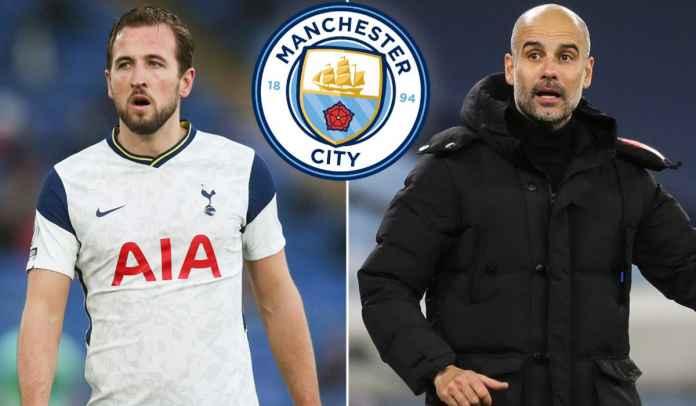 Manchester City Siapkan 1,7 Triliun Rupiah Untuk Membawa Harry Kane