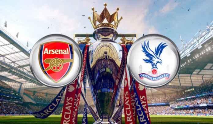 Partey & Gabriel Kembali, Ini Prediksi Formasi Arsenal vs Crystal Palace