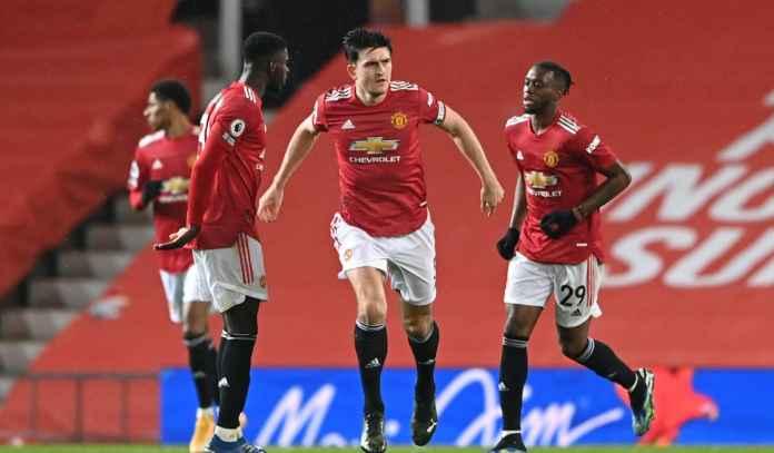Harry Maguire Tuntut Manchester United Bangkit Usai Kekalahan Kontra Sheffield