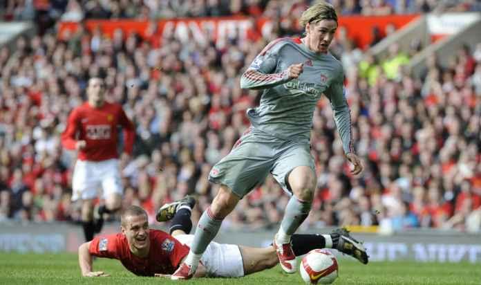 Empat Striker Terbaik yang Pernah Dihadapi Nemanja Vidic, Tak Ada Fernando Torres!