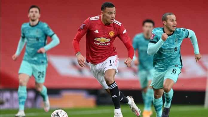 Jebol Gawang Liverpool, Mason Greenwood Kini Sejajar Dengan Wayne Rooney
