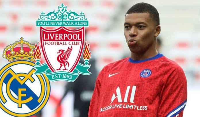 Manfaatkan Situasi Keuangan Madrid, Liverpool Siap Serobot Transfer Kylian Mbappe
