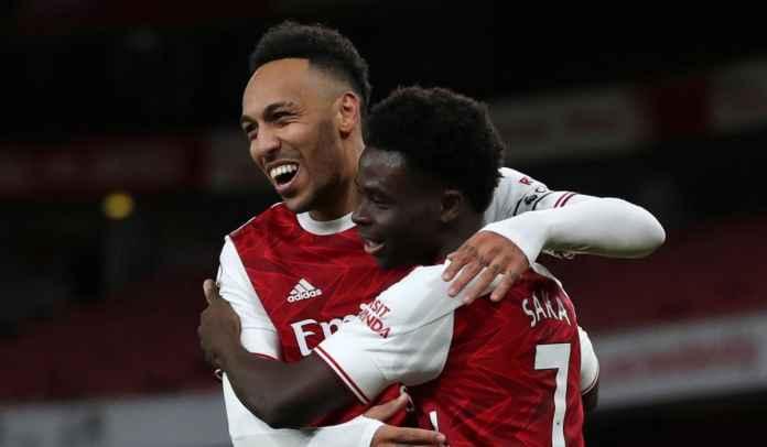 Rapor Pemain Arsenal 3-0 Newcastle United : Kembalinya Naluri Gol Aubameyang