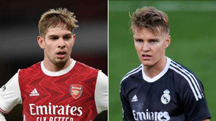 Transfer Martin Odegaard Bisa Bunuh Perkembangan Bintang Muda Arsenal Ini