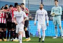 Mimpi Buruk Madrid! Ramos Gagal Pemanasan, Varane Cedera, Vazquez Blunder