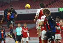 Rapor Pemain Arsenal 0-0 Crystal Palace, Gagal Tembus 10 Besar Sejak November