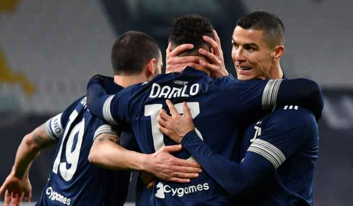 Danilo & Cristiano Ronaldo Masuk Kesebelasan Terbaik Liga Italia Pekan ke-17 Ini
