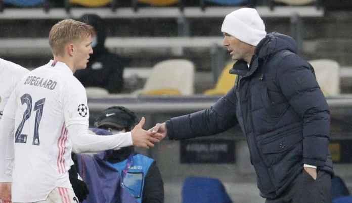 Dari Morata, Reguilon, hingga Odegaard, 9 Pemain Muda Korban Zidane di Real Madrid