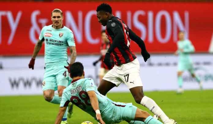 Bos Torino Sesalkan Performa Babak Pertama, Leao Puji Reaksi AC Milan