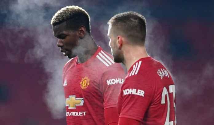 Tiga Pemain Pilar Diragukan Tampil Bela Manchester United Kontra Burnley