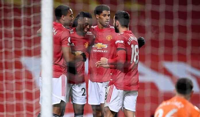 Rapor Pemain Man Utd 2-1 Aston Villa, 33 Poin, Imbang Liverpool Di Puncak!