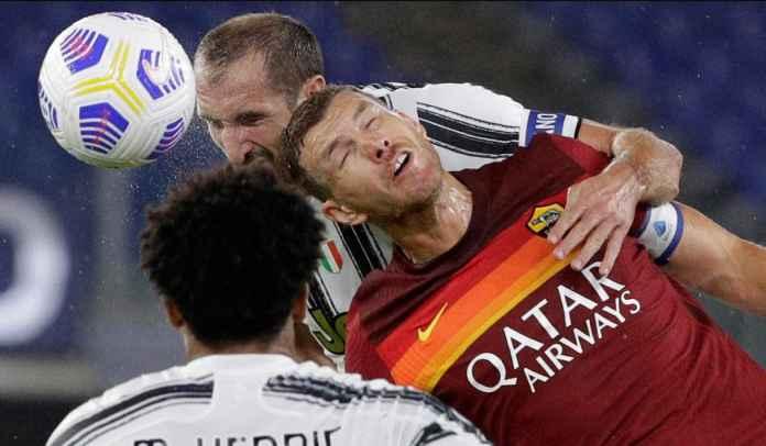 Usai Gagal Musim Panas Lalu, Juventus Ogah Hidupkan Minat Pada Edin Dzeko