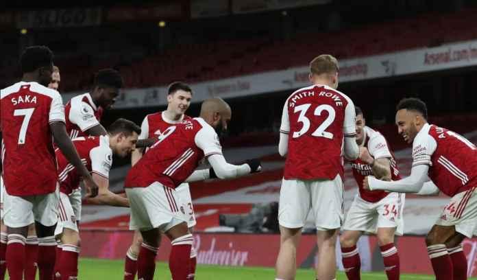 Tiga Pemain Arsenal Masuk Kesebelasan Terbaik Liga Inggris Matchday ke-18 Ini