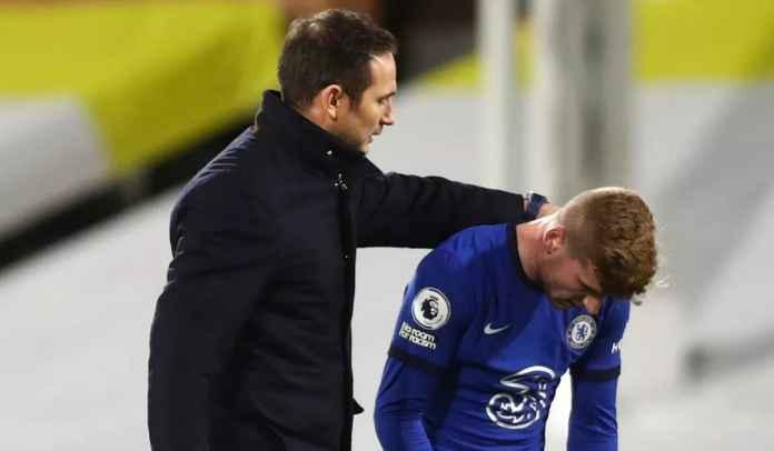 Timo Werner Penyerang Terbaik di Eropa, Chelsea Salah Cara Memainkannya