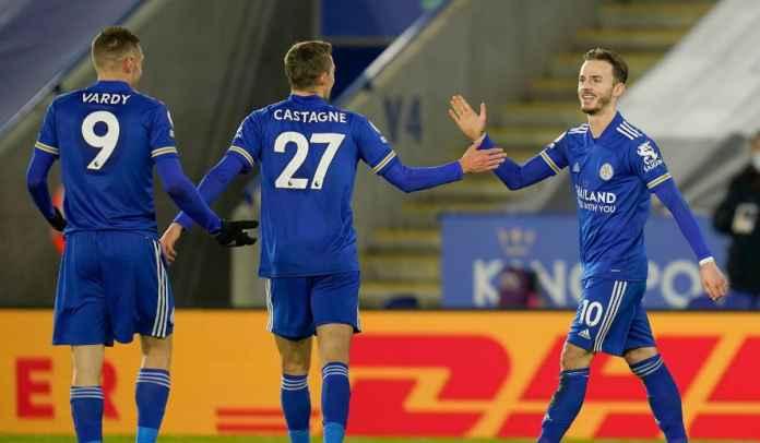 James Maddison Bongkar Cara Leicester Kalahkan Chelsea, Manfaatkan Bola Mati!