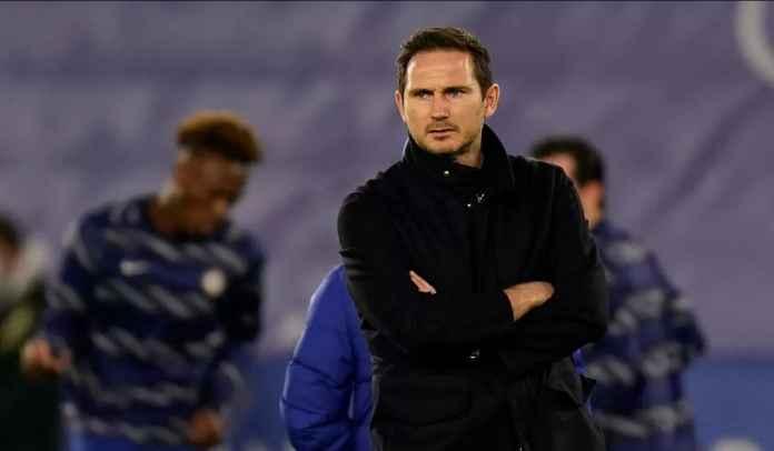Chelsea Sudah Kalah Lima dari Delapan Laga, Frank Lampard Mulai Khawatir