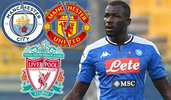 Hai Liverpool & MU, Siapkan 2 Trilyun Rupiah Untuk Koulibaly Atau Lupakan Transfer!