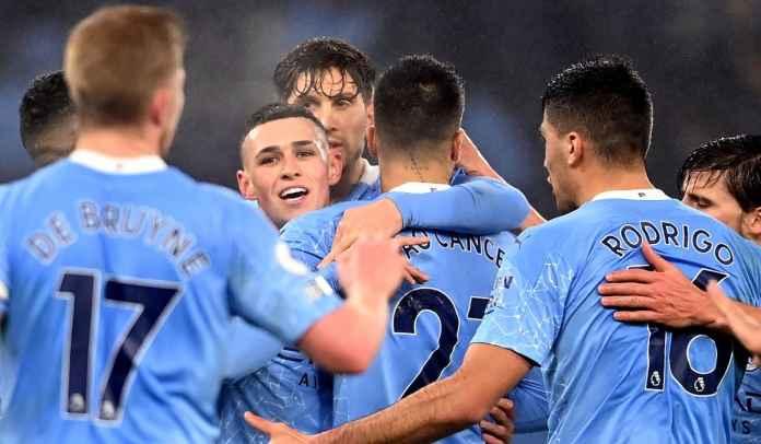Rapor Pemain Manchester City 1-0 Brighton, Panaskan Persaingan Papan Atas!