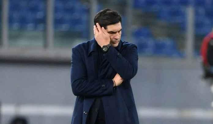 Dibantai Lazio Tiga Gol Tanpa Balas, Fonseca : Kami Beri Mereka Gol Gratisan!