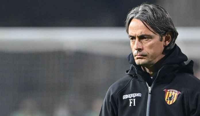 Jelang Benevento Jamu AC Milan, Filippo Inzaghi : Ini Laga Spesial Bagi Saya!