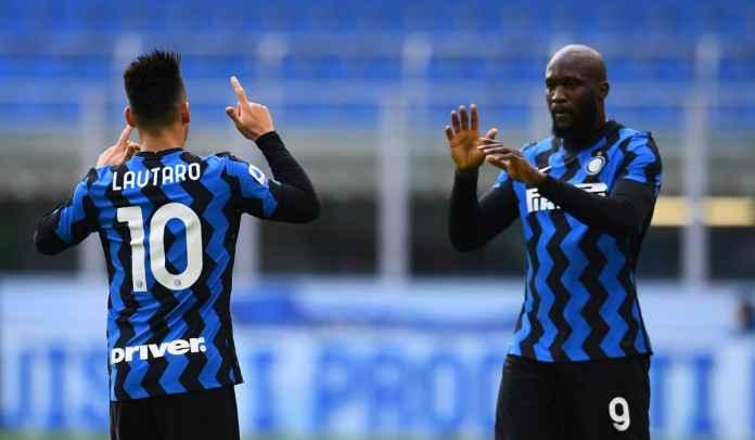 Inter Milan Menang, Romelu Lukaku & Lautaro Martinez Banjir Rekor!