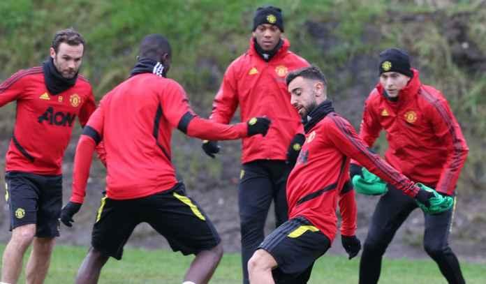Bruno Fernandes Bocorkan Empat Pemain Manchester United Paling Gila Latihan