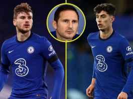 Dua Dosa Lampard, Penyebab Werner & Havertz Gagal Bersinar di Chelsea