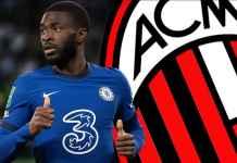 AC Milan Goda Chelsea Duit 500 Milyar Untuk Bersedia Lepas Fikayo Tomori
