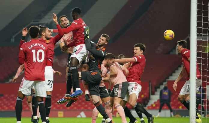 Rapor Pemain Man Utd 1-2 Sheffield : Pertahanan Telles, Tuanzebe, Maguire Berantakan!