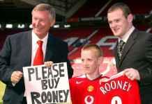 Aex Ferguson Sebut Wayne Rooney Punya Bakat Besar Jadi Manajer Sukses