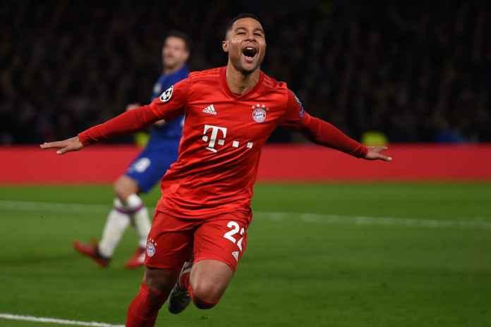 Serge Gnabry Ingin Bayern Munchen Seperti Madrid