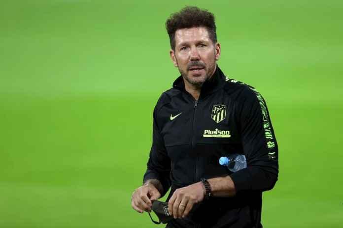 Simeone Belum Layak Disebut Pelatih yang Hebat