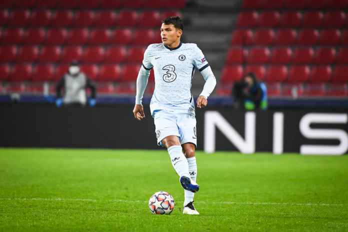 Thiago Silva Beberkan Hubungannya dengan Tuchel